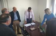 Πάτρα - Ορκίστηκαν τα μέλη του νέου Δ.Σ. του Ιδρύματος Στήριξης Ογκολογικών Ασθενών «Η ΕΛΠΙΔΑ»