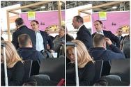 Χρήστος Σταϊκούρας & Πέτρος Κόκκαλης συναντήθηκαν στο αεροδρόμιο των Βρυξελλών!