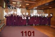 Ορκωμοσία Σχολής Μαθηματικών 05/12/19 11:00 π.μ.