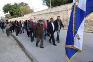 Πάτρα: Eκδήλωση μνήμης για τους εκτελεσμένους στο μπλόκο των Προσφυγικών