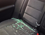 Αγρίνιο: Έσπασε τζάμι αυτοκινήτου με γκλοπ