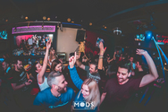 Trash Party at Mods Club 04-12-19