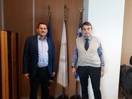 Στον Πρόεδρο του ΟΠΕΚΕΠΕ ο Αντιπεριφερειάρχης Αγροτικής Ανάπτυξης, Θ. Βασιλόπουλος