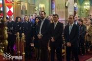 Ο Νεκτάριος Φαρμάκης στον Αστακό για τη γιορτή του Αγίου Νικολάου (φωτο)