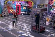 Χαμός στην εκπομπή του Νίκου Μουτσινά για τη γιορτή του (video)