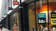 Κλείνουν τα Folli Follie στην Όξφορντ Στριτ (φωτο)