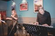 "Mikaela Darmani Live - ""Mona dates Dali"" at Quinta Jazz Bar & Restaurant 06-12-19"