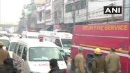 Πυρκαγιά σε εργοστάσιο στην Ινδία - Πάνω από 30 νεκροί