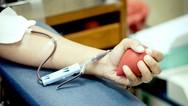 Εθελοντική αιμοδοσία στην Περιβόλα Πατρών
