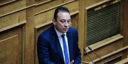 Ορκίζεται το μεσημέρι ο νέος υφυπουργός Εξωτερικών Κωνσταντίνος Βλάσης