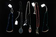 """Έκθεση Χειροποίητου Κοσμήματος Mano Libera στο Κομμωτήριο """"Κωνσταντίνα"""" 08-12-19"""