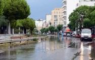 Η κακοκαιρία 'Διδώ' φέρνει βροχές στην Πάτρα