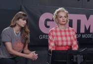 GNTM: Ξέσπασε η Έλενα Χριστοπούλου κατά της Άννας Χατζή (video)