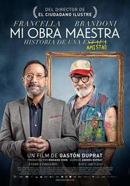 Προβολή Ταινίας «Το Αριστούργημά μου» στην Κινηματογραφική Λέσχη Πάτρας
