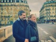 Αλέξανδρος Μπουρδούμης για Λένα Δροσάκη: 'Ερωτεύτηκα τον κόσμο της'