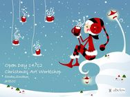 Open Day: Christmas Art Workshop at Abelos Events & more