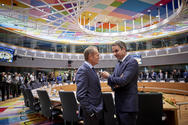 """Τουσκ: Παράνομη και προκλητική η """"συμφωνία"""" της Τουρκίας με τη Λιβύη"""