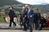 Παρών στις εκδηλώσεις για το Καλαβρυτινό Ολοκαύτωμα ο Κώστας Πελετίδης (φωτο)