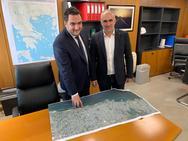 Πάτρα: Συνεργασία ΕΡΓΟΣΕ - ΟΛΠΑ για σύνδεση του λιμανιού με την σιδηροδρομική γραμμή