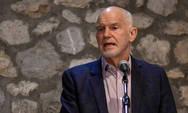 Γ. Παπανδρέου από Καλάβρυτα: 'Eίναι και επέτειος αφύπνισης έναντι των κινδύνων που εκδηλώνονται για τους Έλληνες'