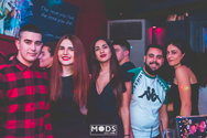 Trash Party at Mods Club 11-12-19