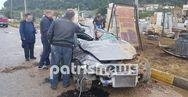 Ηλεία: Άγιο είχαν επιβάτες οχήματος στο Επιτάλιο (φωτο+video)