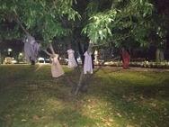 Έδεσσα - Κρεμάνε μπουφάν στα δέντρα για όσους τα έχουν ανάγκη