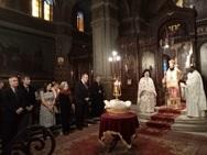 Σύλλογος Πατρέων Πρωτευούσης: Mε επιτυχία η γιορτή του Αγίου Ανδρέα (φωτο)