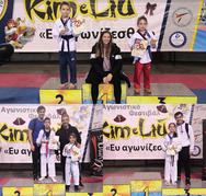 Πέντε μετάλλια στο Αγωνιστικό Πρωτάθλημα 'Κim E Liu' για τη Δύναμη Πατρών! (φωτο)