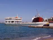 Αίγιο - 'Παναγία Τρυπητή' το όνομα του ferry boat που θα πηγαίνει στον Άγιο Νικόλαο