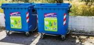 Πάτρα - Συνάντηση του Νίκου Ασπράγκαθου με εκπρόσωπο του Εμπορικού Συλλόγου για την ανακύκλωση