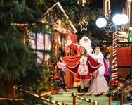 Αίγιο: Με πλούσιες δράσεις συνεχίζει το Πάρκο των Χριστουγέννων