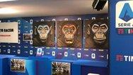 Ιταλία: Σάλος από τους πίνακες με μαϊμούδες κατά του ρατσισμού στο ποδόσφαιρο