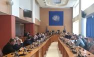 Πάτρα: Σύσκεψη στην Περιφέρεια με εκπροσώπους των εταιρειών φυσικού αερίου και τοπικούς φορείς (pics+video)
