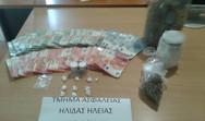 Ηλεία: 'Τσίμπησαν' 48χρονη για διακίνηση ναρκωτικών