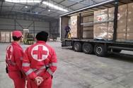 Τρίτη αποστολή ανθρωπιστικής βοήθειας στην Αλβανία από τον Ελληνικό Ερυθρό Σταυρό
