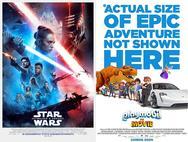 Αίγιο - Κινηματογράφος «Απόλλων»: Χριστούγεννα με Star Wars και όχι μόνο!