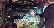 Ηλεία: Σοβαρό τροχαίο με τραυματία 52χρονο δικυκλιστή