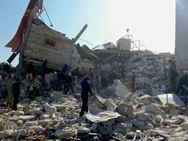 Συρία: 30 άμαχοι νεκροί και 8000 εκτοπισμένοι από τη Δευτέρα