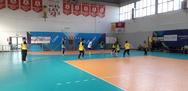 Ακαδημία των Σπορ: Όταν ένα γήπεδο χάντμπολ χρησιμοποιείται για γιορτή παιδιών (φωτο)