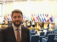 Ανδρουλάκης: Αδιανόητο να βρίσκει υποστηρικτές ο Μαδούρο στο Ευρωπαϊκό Κοινοβούλιο
