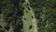 H downhill πίστα των Καλαβρύτων από drone (video)