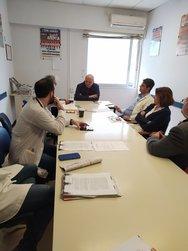 Πάτρα: Eπίσκεψη κλιμακίου του ΚΚΕ στο Πανεπιστημιακό Γενικό Νοσοκομείο