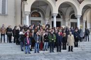 Το Σχολείο Δεύτερης Ευκαιρίας Πάτρας επισκέφθηκε τον Ιερό Ναό Αγίου Ανδρέα!