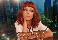 Ματίνα Νικολάου: 'Ο Νίκος Μουτσινάς με λέει κατσαρίδα' (video)