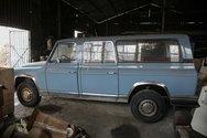 Το κυνηγετικό αυτοκίνητο του Τσαουσέσκου πωλήθηκε έναντι 40.000 ευρώ