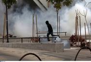 Επεισόδια από αντιεξουσιαστές στο Μαρούσι (φωτο+video)