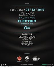 Electric Christmas Eve at Beau Rivage
