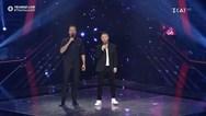 Το ντουέτο έκπληξη Βαρδή - Λιανού στον τελικό του The Voice (video)