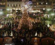 Δύο πλατείες της Πάτρας, παίρνουν τη σκυτάλη των εορταστικών εκδηλώσεων!